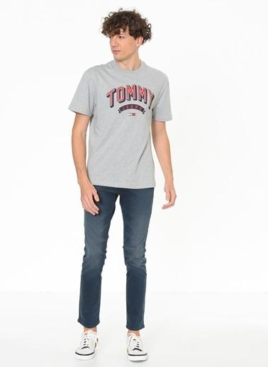 Tommy Hilfiger Tişört Gri